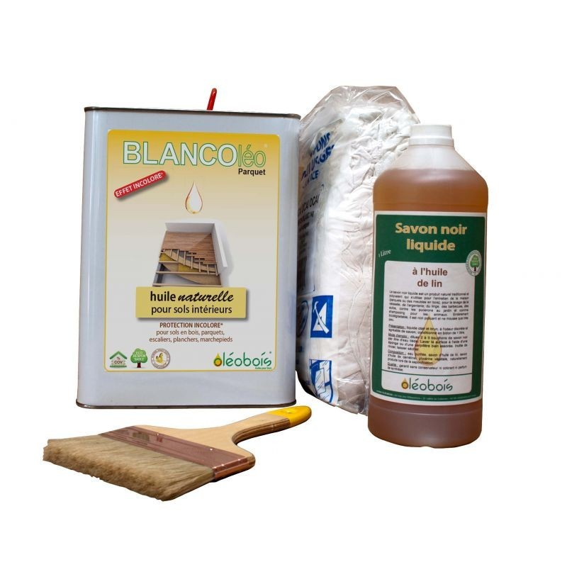Pack protection parquet en bois
