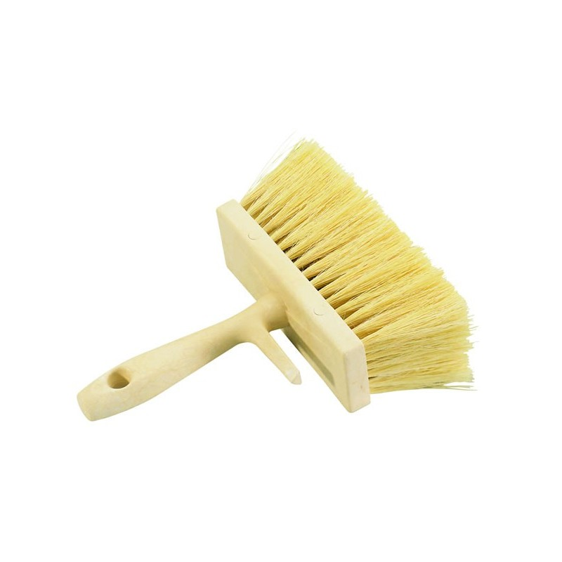 Leaching brush
